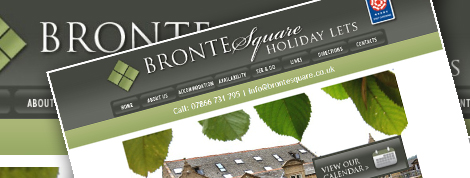 Bronte Square Holiday Lets Website